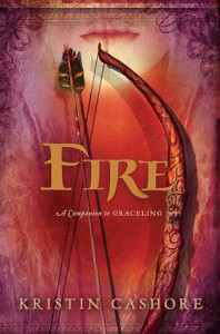 Review: Fire – Kristin Cashore