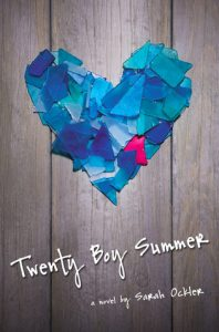 New to You (10): April Reviews Twenty Boy Summer by Sarah Ockler