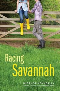 Review: Racing Savannah – Miranda Kenneally and a Pre-Order Free Gift(details below)