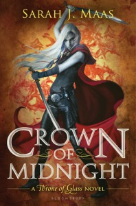 Review: Crown of Midnight – Sarah J. Maas