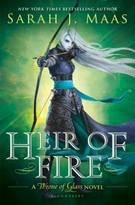 Review: Heir of Fire – Sarah J. Maas