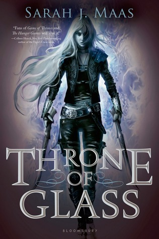 Review: Throne of Glass – Sarah J. Maas
