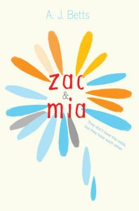 Review: Zac and Mia – A. J. Betts