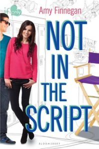 Review: Not in the Script – Amy Finnegan