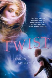Review: Twist – Karen Akins and a Giveaway
