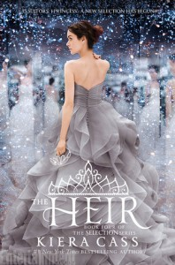 Review: The Heir – Kiera Cass
