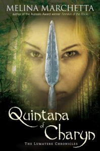 Review: Quintana of Charyn – Melina Marchetta