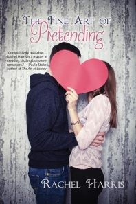 Review: The Fine Art of Pretending – Rachel Harris