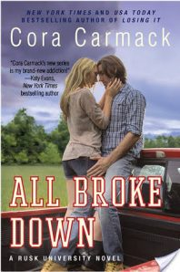 Review: All Broke Down – Cora Carmack
