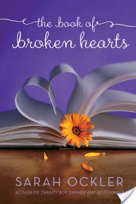 Review: The Book of Broken Hearts – Sarah Ockler