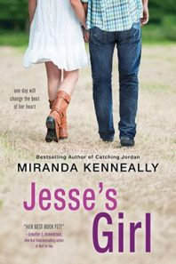 Who Would Wear My Boots? Jesse's Girl by Miranda Kenneally