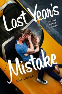Backlog Review: Last Year's Mistake – Gina Ciocca