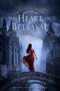 Review: The Heart of Betrayal – Mary E. Pearson