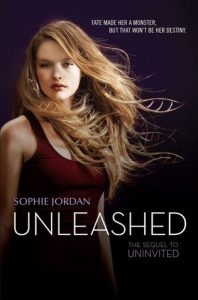 Review: Unleashed – Sophie Jordan