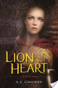 Blog Tour: Casting Couch for Lion Heart – A.C. Gaughen {Giveaway}