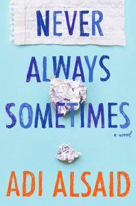 Review: Never Always Sometimes – Adi Alsaid
