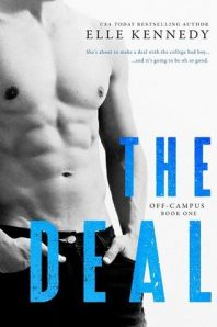 Reviews: The Deal & The Mistake – Elle Kennedy