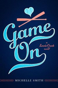 Cover Reveal – Game On by Michelle Smith