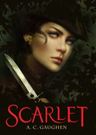 Reviews: The Scarlet Series – A.C. Gaughen