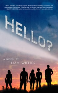 Blog Tour: The ABCs with Emerson from Hello? by Liza Wiemer