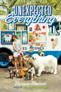 Review: The Unexpected Everything – Morgan Matson