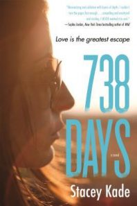 Blog Tour : 738 Days by Stacey Kade Q & A (+ giveaway)