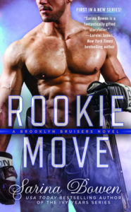 Blog Blitz: Rookie Move by Sarina Bowen (Excerpt + Giveaway)