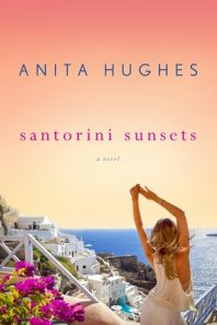 Book Promo – Santorini Sunsets by Anita Hughes