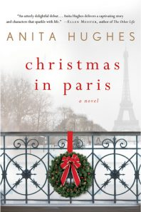 Book Promo – Christmas in Paris by Anita Hughes