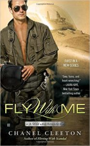 Book Blitz: Fly With Me by Chanel Cleeton (Giveaway)