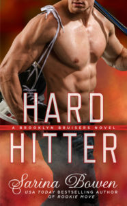 Review: Hard Hitter – Sarina Bowen