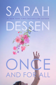 Blog Tour – Once and for All by Sarah Dessen: Book Inspired Wedding Invite + giveaway
