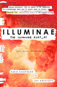 Back Pages: Illuminae – Jay Kristoff and Amie Kaufman