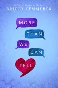 More Than We Can Tell Blog Tour: Television Male Friendship (+ a giveaway)