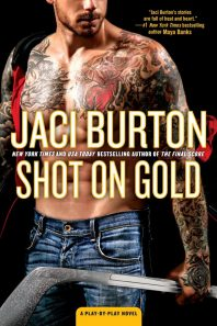 Berkley Bookmas – Excerpt of Shot on Gold by Jaci Burton (+ giveaway)
