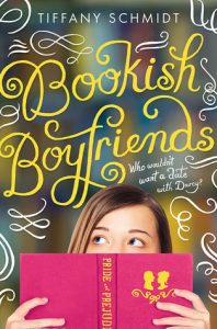 Review: Bookish Boyfriends – Tiffany Schmidt {giveaway}