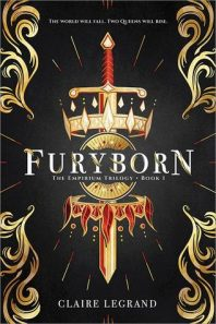 Review: Furyborn – Claire Legrand