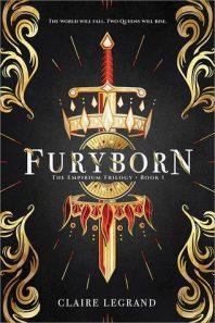 Review: Furyborn – Claire Legrand