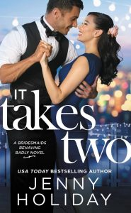 Forever Summer Reading Blog Journey: Jenny Holiday's It Takes Two