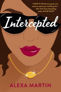 Blog Tour – An Excerpt of Intercepted by Alexa Martin