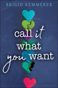 Review: Call It What You Want – Brigid Kemmerer