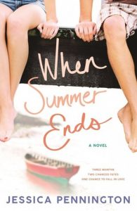 Blog Tour Guest Post: When Summer Ends by Jessica Pennington{GIVEAWAY}