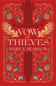 Review: Vow of Thieves – Mary E. Pearson
