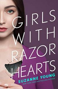The Book Push – Girls with Sharp Sticks and Girls with Razor Hearts {giveaway}