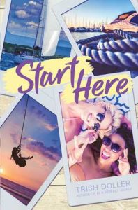 Review: Start Here – Trish Doller {giveaway}
