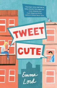 Blog Tour: Tweet Cute by Emma Lord