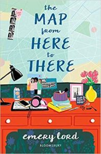 Review: The Map from Here to There – Emery Lord