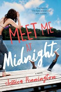 Blog Tour Guest Post: Meet Me at Midnight by Jessica Pennington