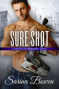 Review: Sure Shot – Sarina Bowen