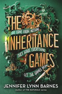 Blog Tour: The Inheritance Games – Jennifer Lynn Barnes {giveaway}